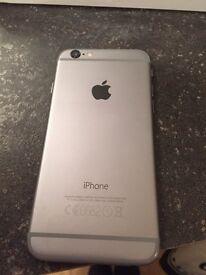 Space grey iPhone 6 16GB o2
