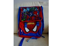 Spiderman Backpack - Brand New With Tags