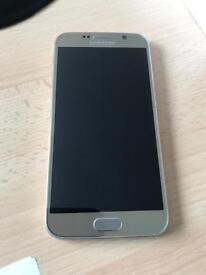 Samsung galaxy s6 32gb gold unlocked