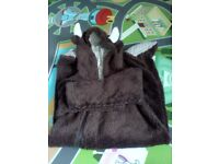 12-18months all in one gruffalo suit