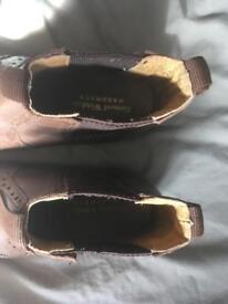 Handmade Samuel Windsor Size 5 Worn Twice.