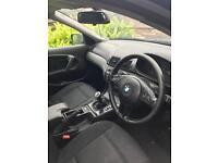 2 x BMW both E46 1.8
