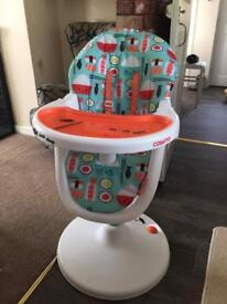 Cosatto highchair, RRP £180