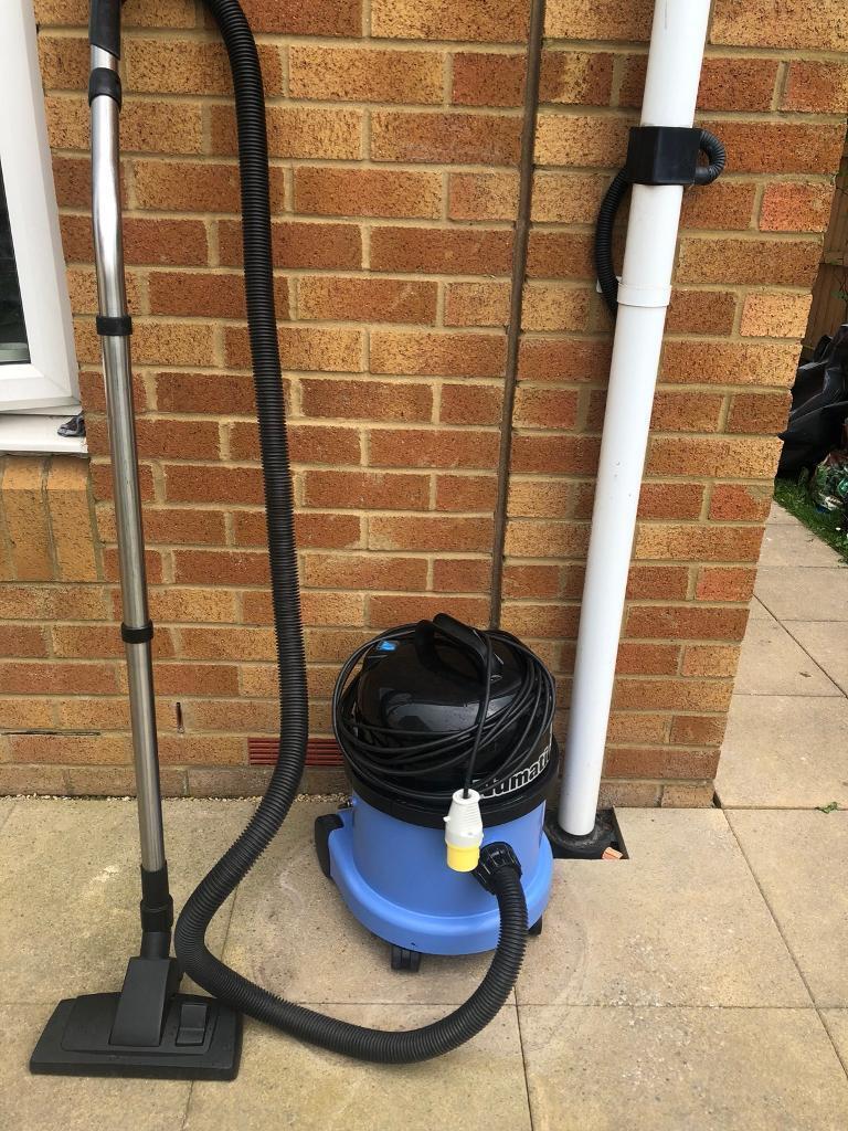 Numatic Henry Wv370 2 110v Wet Or Dry Commercial Vacuum