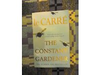 The Constant Gardener by John Le Carre. Great condition.
