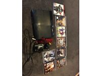 Ps2 with games good working condition