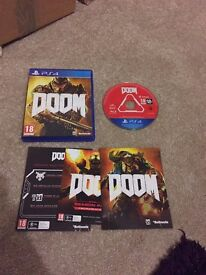 Doom for Sony PlayStation 4 PS4