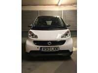 IMMACULATE CONDITION. LOW MILEAGE. 2013 SMART FORTWO 1.0
