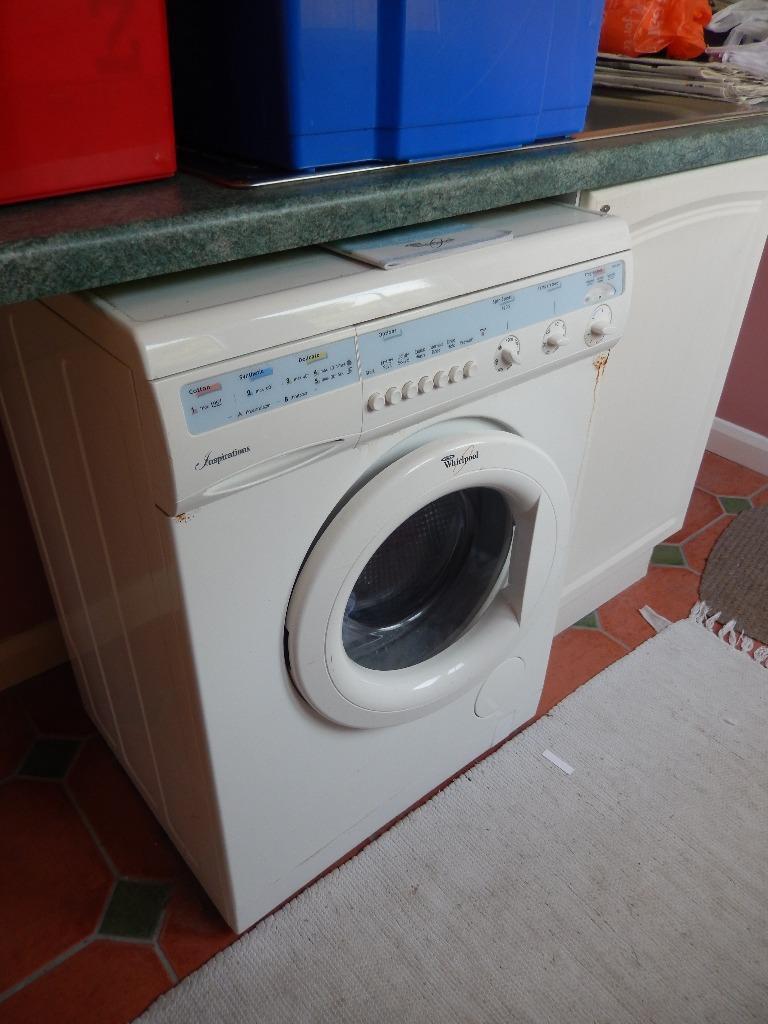 front loader whirlpool washing machine