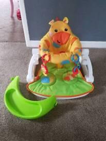 Fisherprice Giraffe sit me up