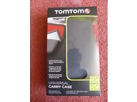 Tomtom universal carry case BRAND NEW
