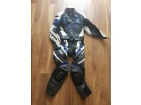 Motorcylcel Leathers Spada 2 Piece (worn twice)