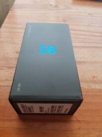 Samsung galaxy s8 On EE