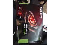 Gigabyte OC edition GTX 1050ti