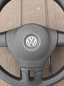 Vw T5 Steering wheel