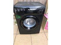 Black beko washing machine