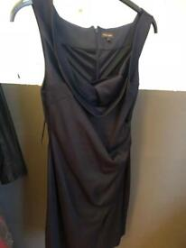 Purple satin Vivian Westwood style dress. Perfect condition.