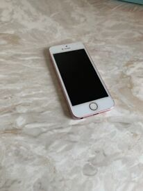 Apple iPhone SE 1st generation 64gb rose gold