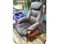 Black armchair FREE