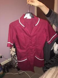 Cleaning uniform size 8