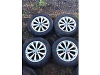 """17 inch Volkswagen Tiguan Alloy Wheels. 17"""""""