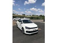 Volkswagen Polo R line 2017 1.2 Tsi