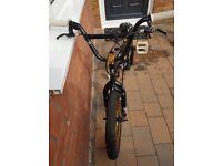 Boys BMX Bike Voodoo Malice