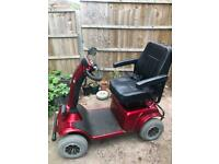 Mobility Scooter Large 8mph with charger