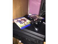 Playstation 4 . 500GB with 2 Games and 1 Pad Great Condition