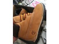 Timberland baby boots
