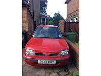 Nissan Micra (1998) - £150 Or Nearest Offer