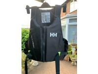 Helly Hanson buoyancy aid / life jacket, medium (expanding sides)