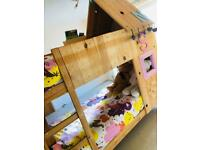 Custom bunk bed / house kids - last offer