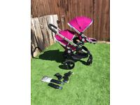 iCandy Peach 3 blossom double immaculate