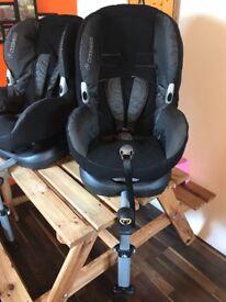 Maxicosi Car Seats. Group 1. Isofix