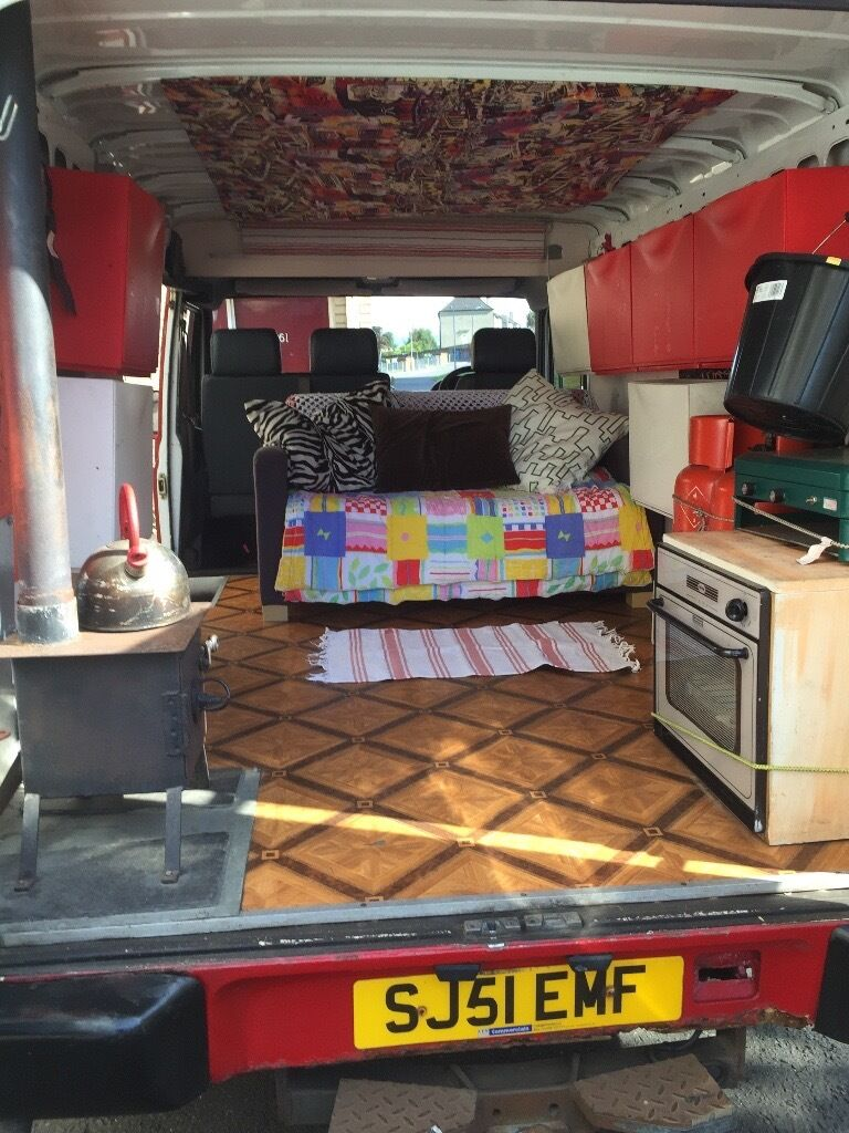 LDV Camper Van Conversion