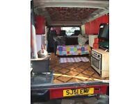 LDV Camper Van Conversion