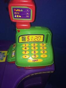 Little Tikes Grocery Stand with Cash Register