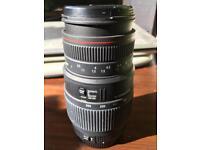 Sigma APO DG 70-300mm lens