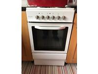 Royale Electric cooker in white