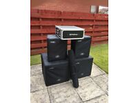 Peavey Euro-Sys P.A System