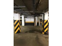 SECURE **CAR PARK SPACE ** WITH REMOTE BUZZER + SECURE GATE