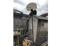 Net for basket ball