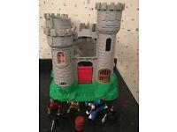 Fisherprice castle