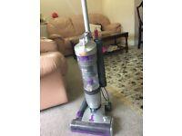 VAX - Air Agile Reach Upright Bagless Vacuum Cleaner - Silver & Purple
