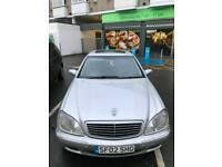 Mercedes s class diesel