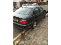 BMW 320D 2.0 DIESEL BREAKING FOR SPARE PARTS, SALVAGE, SPARES REPAIRS, ENGINE ALLOYS BLACK LEATHER