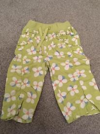 NEXT girls trousers