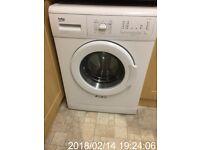 Beko Washing Machine 1200 Spin 6kg