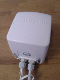 Whale Switch Connect shower drainage pump (£130 new) central London bargain